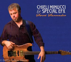 "Chieli Minucci ""Sweet Surrender"""